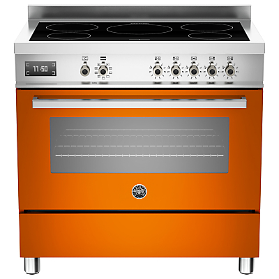 Image of Bertazzoni Professional Series 90cm Electric Induction Single Range Cooker