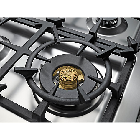 Buy Bertazzoni Professional Series 120cm Dual Fuel Twin Range Cooker Online at johnlewis.com