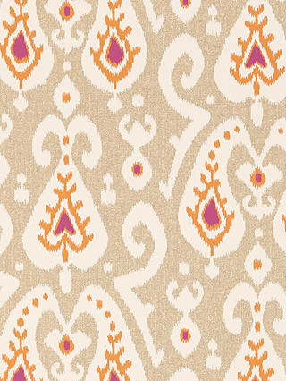 Buy Sanderson Java Wallpaper, Brights, DSOH215438 Online at johnlewis.com