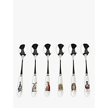 Buy Royal Worcester Wrendale Teaspoons, Set of 6 Online at johnlewis.com