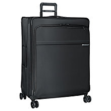 Buy Briggs & Riley Baseline Extra Large Expandable Spinner Online at johnlewis.com