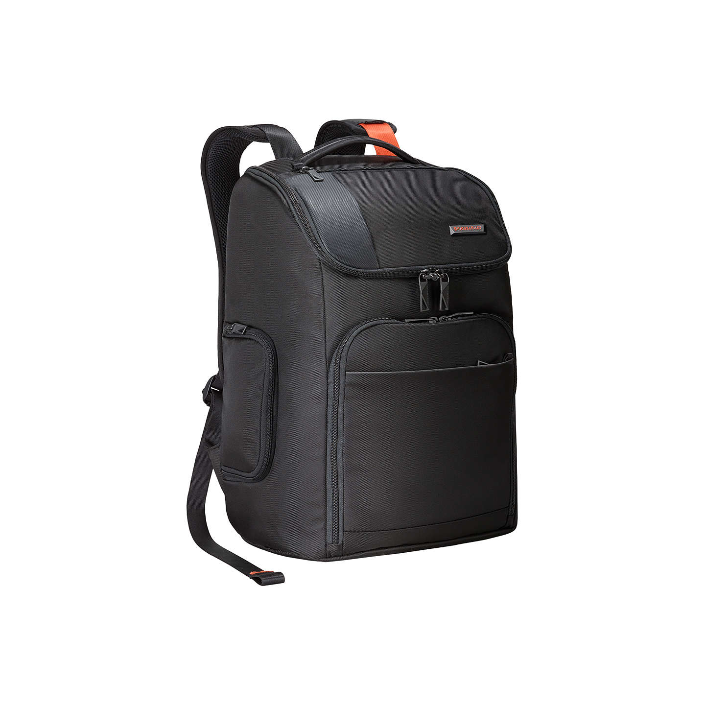 BuyBriggs & Riley Verb Advance Backpack, Black Online at johnlewis.com