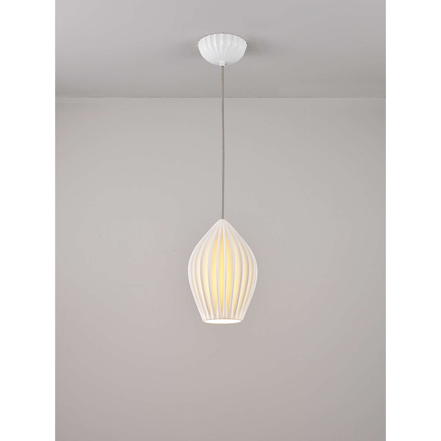 lighting dar gaucho image gloss type large from fitting in white pendant