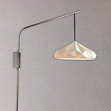 Buy Original BTC Hatton 4 Wall Light, White Online at johnlewis.com