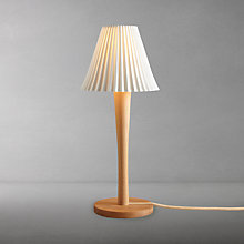 Buy Original BTC Cecil Table Light Online at johnlewis.com