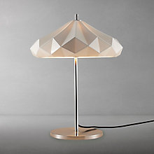 Buy Original BTC Hatton 4 Table Lamp, White Online at johnlewis.com