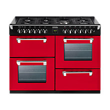 Buy Stoves Richmond 1000DFT Freestanding Dual Fuel Range Cooker Online at johnlewis.com