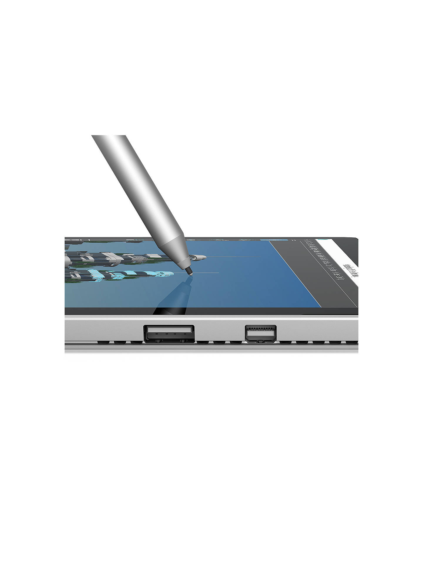 microsoft surface pro 4 tablet intel core i7 16gb ram. Black Bedroom Furniture Sets. Home Design Ideas
