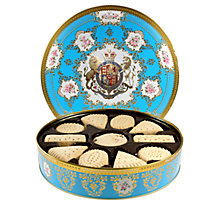 Buy Royal Collection Coat of Arms Biscuit Tin & Scottish Baked Biscuits Online at johnlewis.com