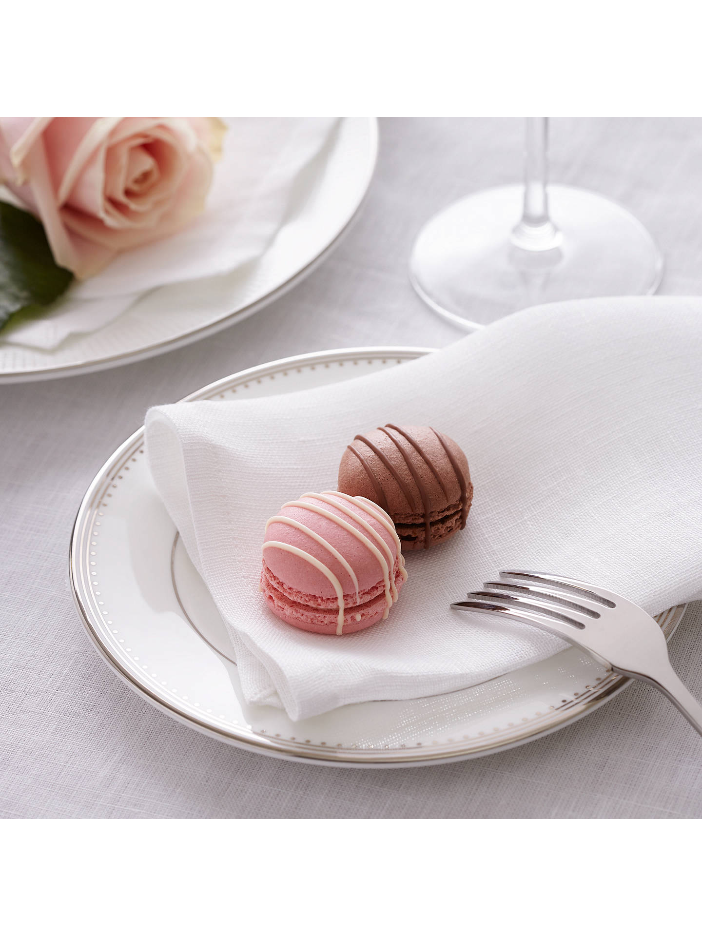 BuyThe Cocoabean Company Strawberry and Chocolate Macaroons Online at johnlewis.com