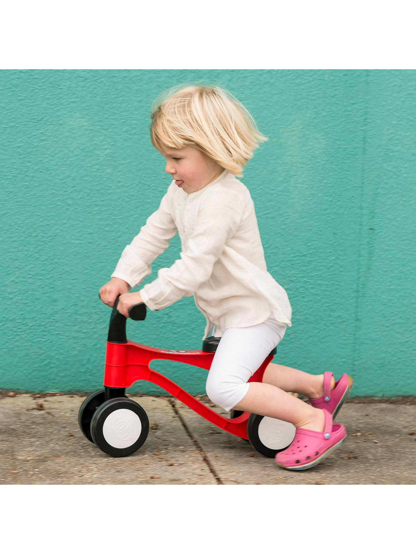 Buy Toddlebike 2 Pre-Balance Bike, Red Online at johnlewis.com