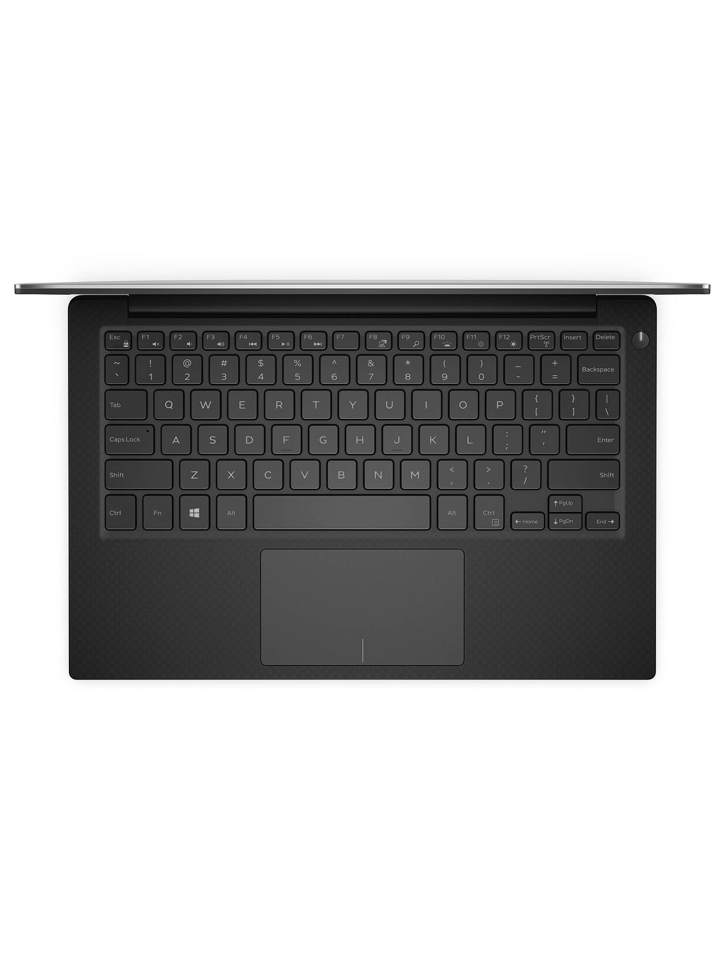 "BuyDell XPS 13-9350 Laptop, Intel Core i5, 8GB RAM, 256GB SSD, 13.3"" Full HD, Silver Online at johnlewis.com"