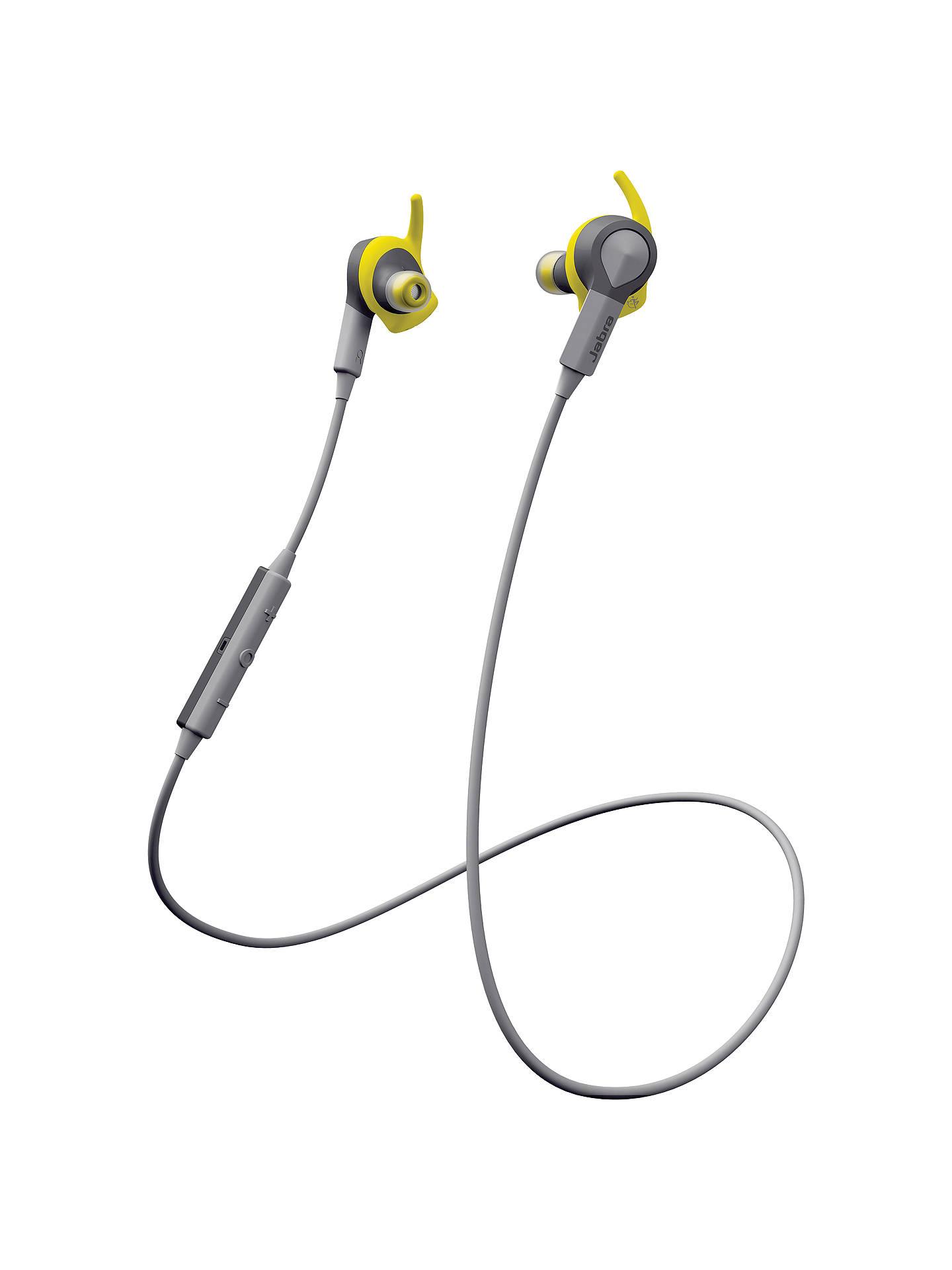 Jabra Sport Coach Wireless In-Ear Headphones With Audio
