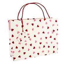 Buy Emma Bridgewater Pink Hearts Shopper Online at johnlewis.com