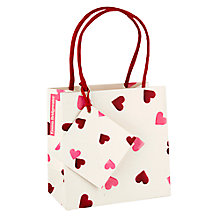 Buy Emma Bridgewater Hearts Bag, Small Online at johnlewis.com