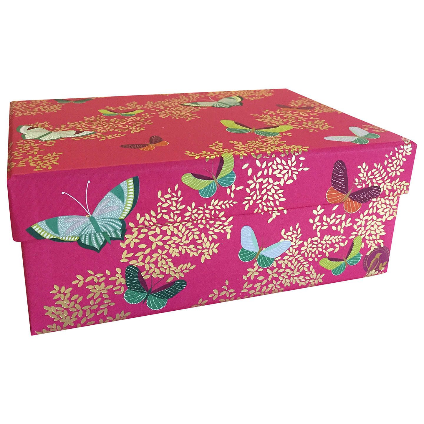 BuySara Miller Butterfly Hazel Gift Box Online at johnlewis.com