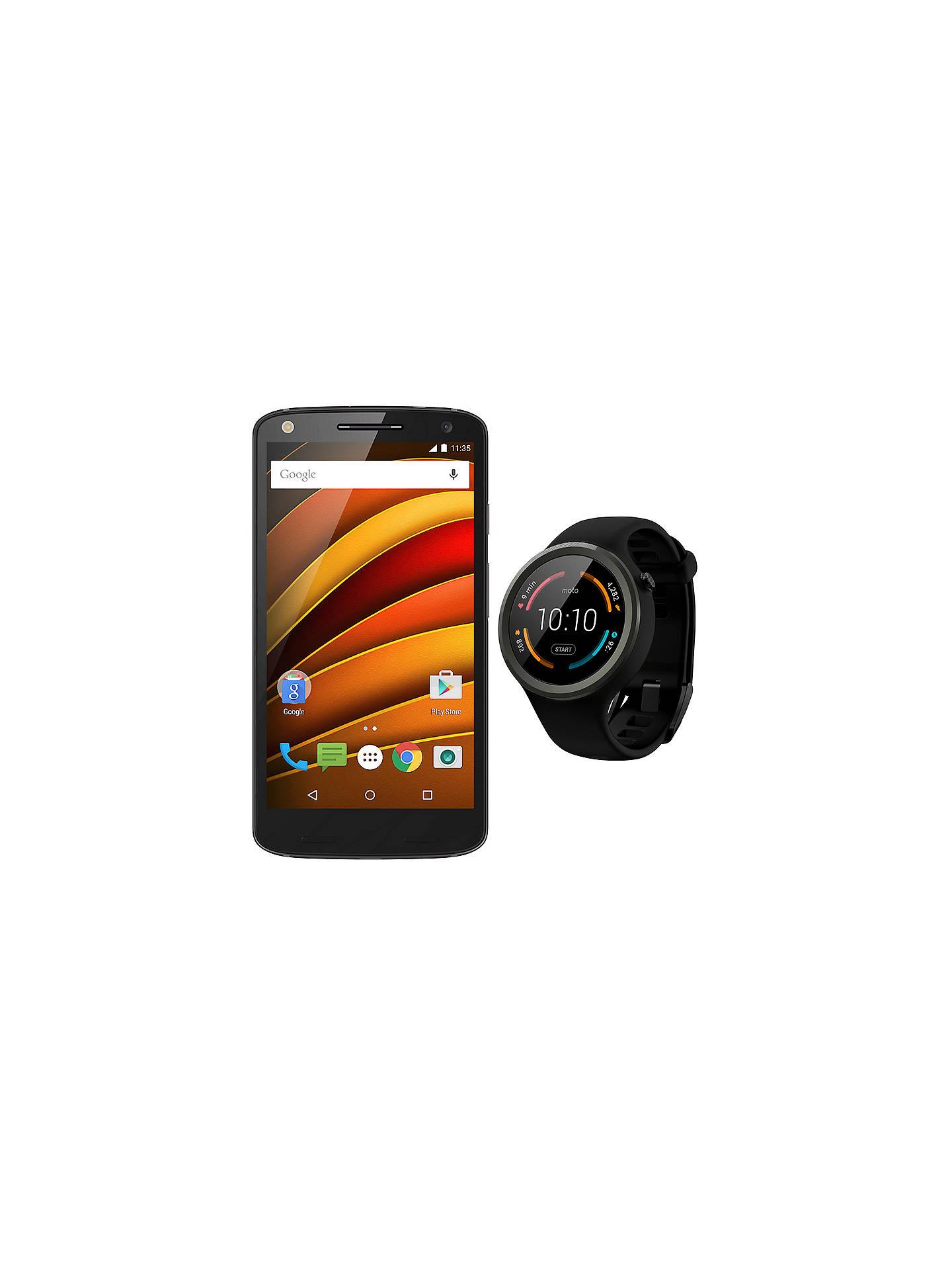 "Moto X Force Smartphone, Android, 5.4"", 4G, SIM Free, 32GB ..."