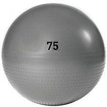 Buy Adidas Gym Ball, Grey, 75cm Online at johnlewis.com