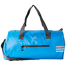 Buy Adidas Climacool Teambag Small, Blue Online at johnlewis.com