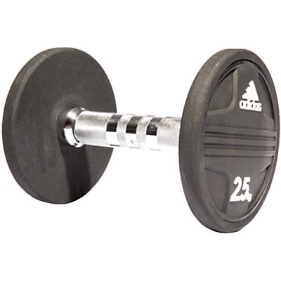 Adidas Dumbbell, 2.5kg, Black