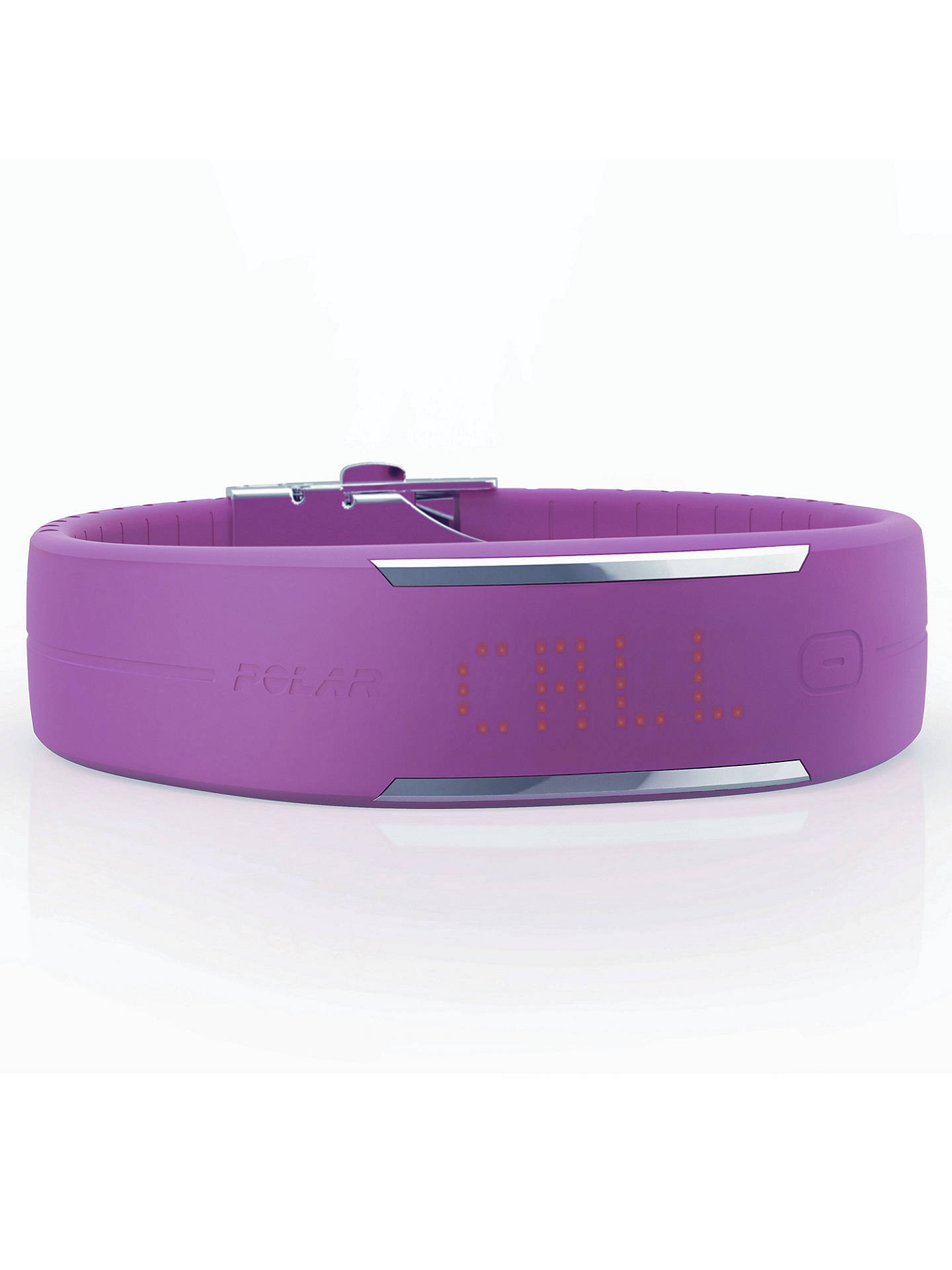 Buy Polar Loop Activity Tracker 2, Sorbet Pink Online at johnlewis.com