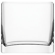 Buy LSA International Modular Vase, Clear, H20cm Online at johnlewis.com