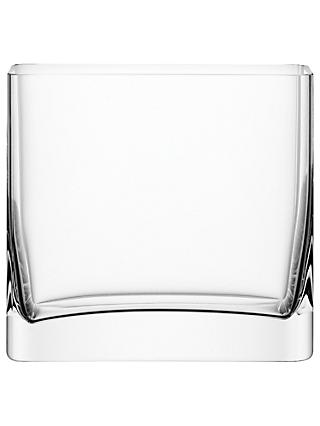 LSA International Modular Vase, Clear, H20cm