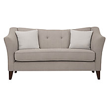 Buy John Lewis Kendal Medium 2 Seater Sofa with Scatter Cushions, Grace Storm Online at johnlewis.com