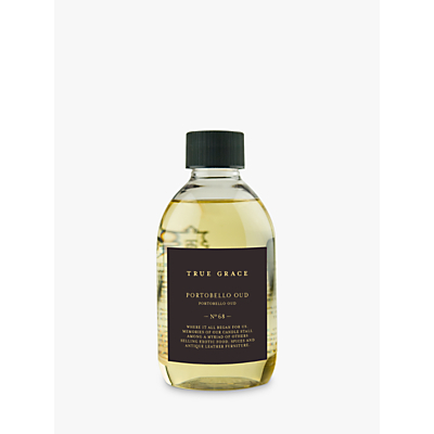 True Grace Manor Portobello Oud Refill, 250ml