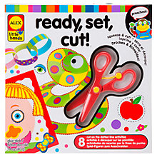 Buy ALEX Ready, Set, Cut! Craft Kit Online at johnlewis.com