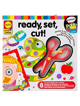ALEX Ready, Set, Cut! Craft Kit