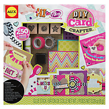 Buy ALEX DIY Card Crafter Kit Online at johnlewis.com