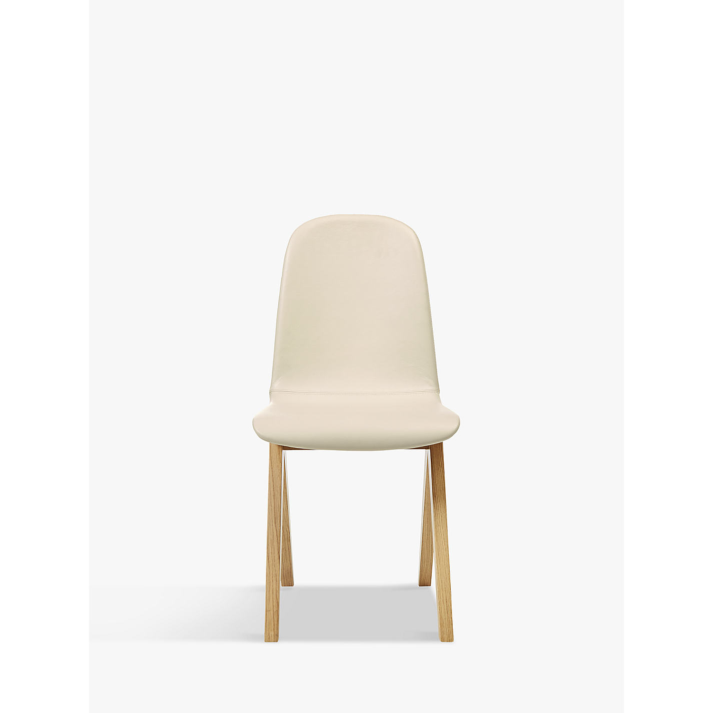 Buy Bethan Gray for John Lewis Newman Leather Upholstered Dining
