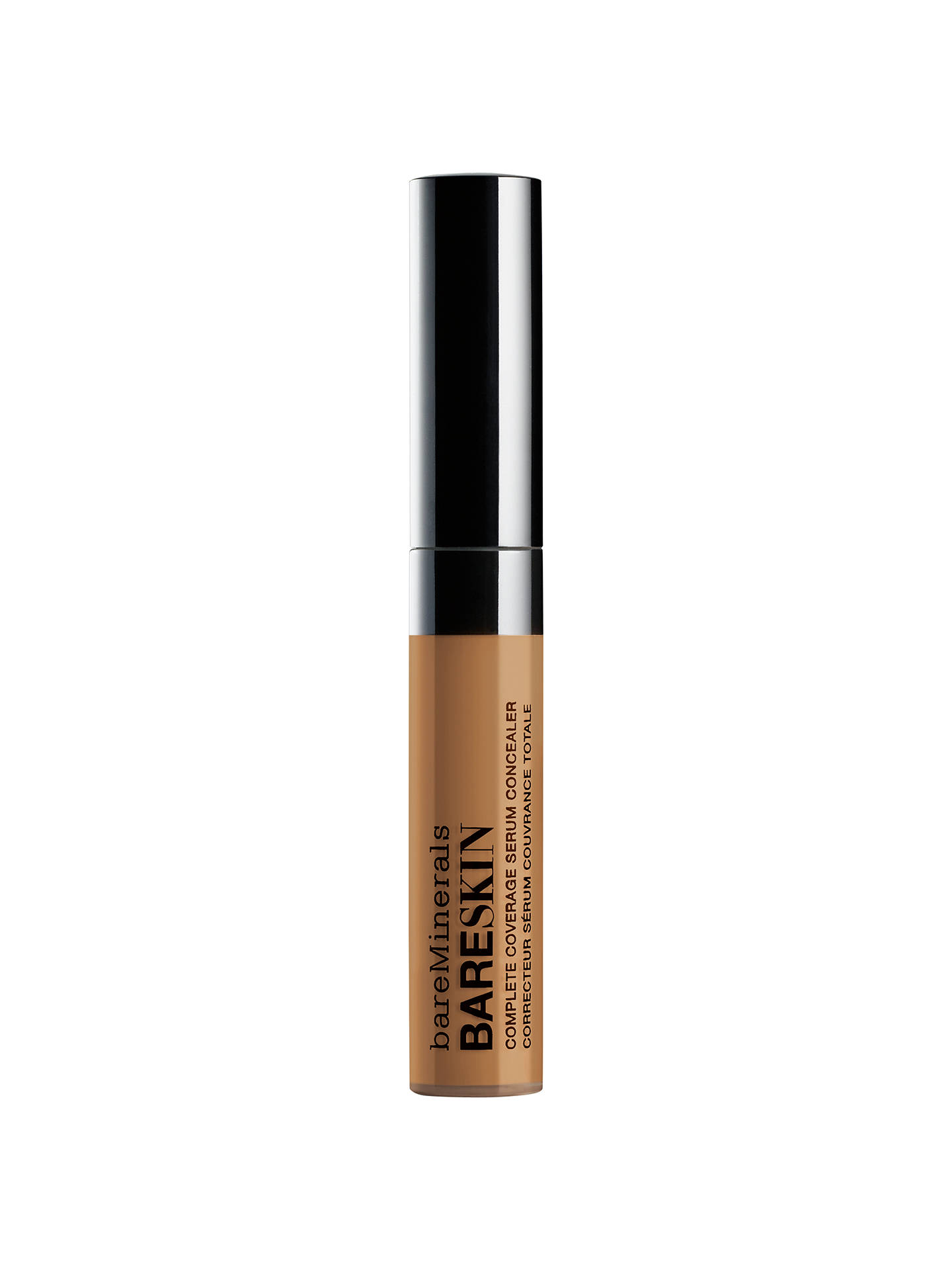 Buy bareMinerals bareSkin® Complete Coverage Serum Concealer, Dark to Deep Online at johnlewis.com