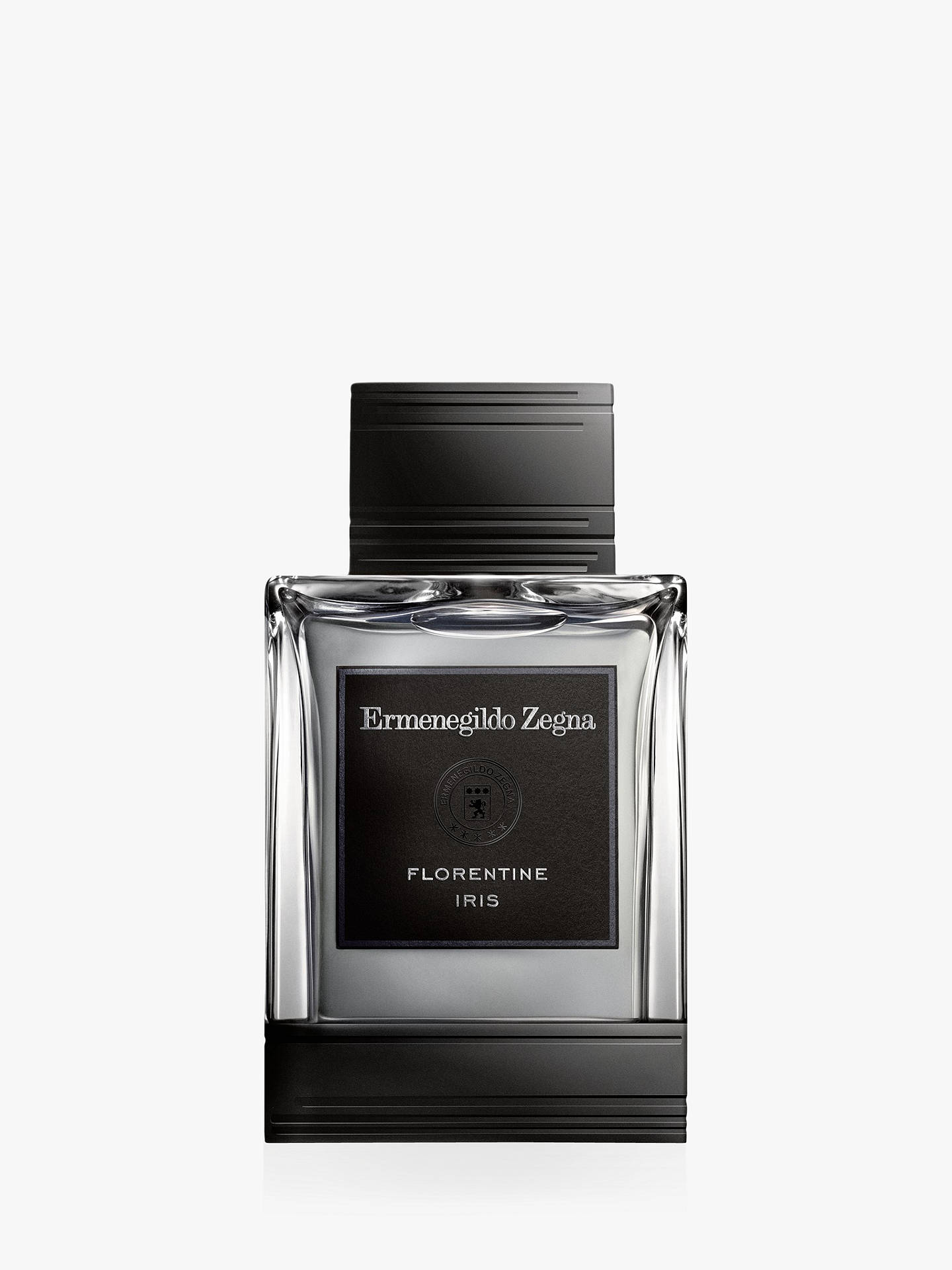 BuyErmenegildo Zegna Essenze Collection Florentine Iris Eau de Toilette, 125ml Online at johnlewis.com
