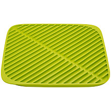 Buy Joseph Joseph Flume, Folding Draining Mat Online at johnlewis.com