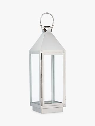 John Lewis & Partners Square Lantern, Medium 48cm