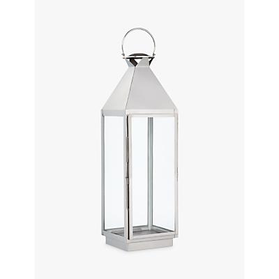 John Lewis Square Lantern, Large 65cm