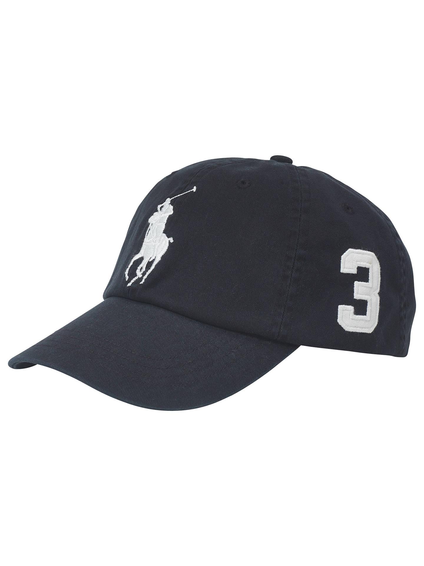 44bb25a4659 BuyPolo Ralph Lauren Big Pony Chino Baseball Cap