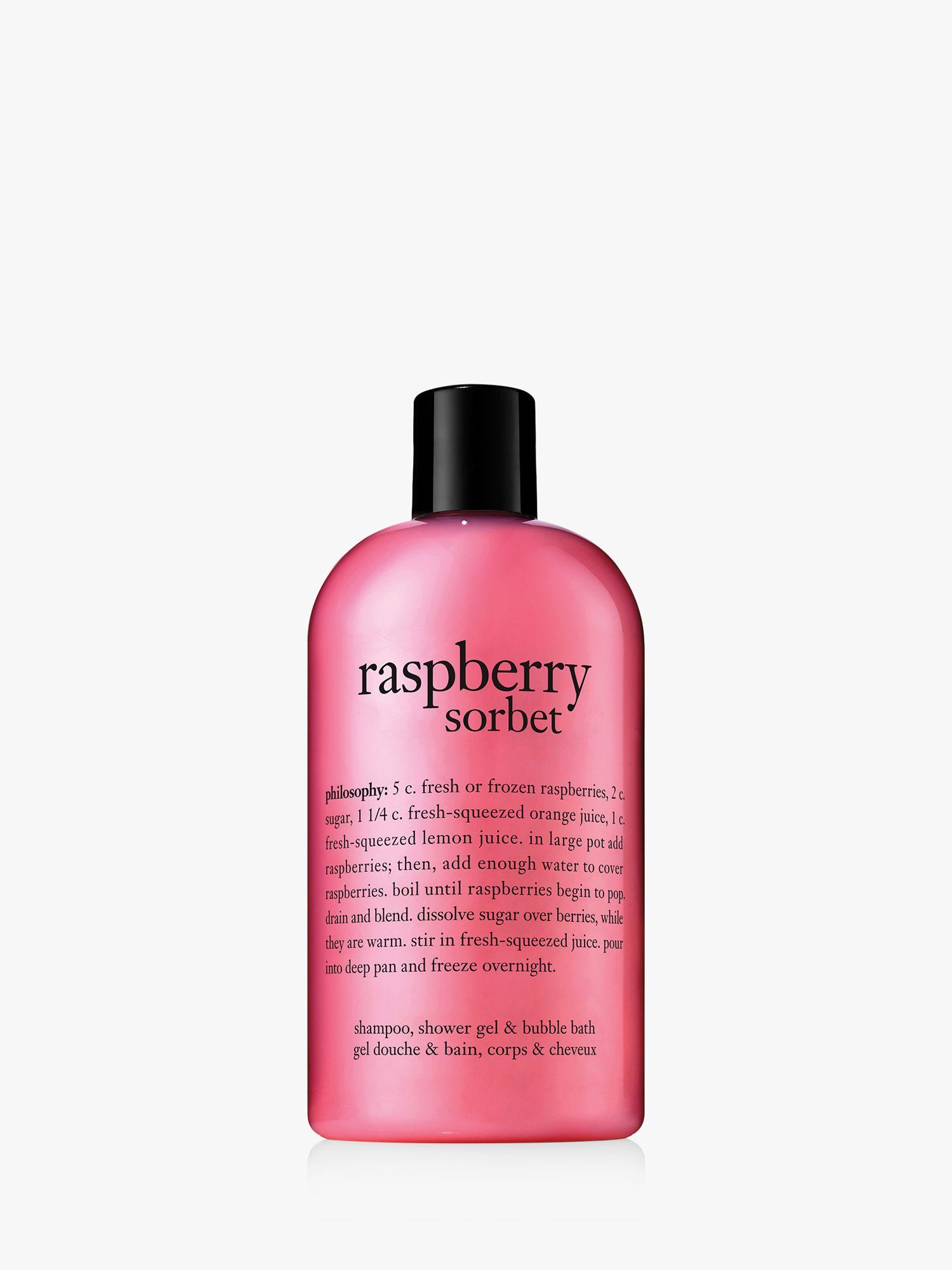 Philosophy Philosophy Raspberry Shower Gel, 480ml
