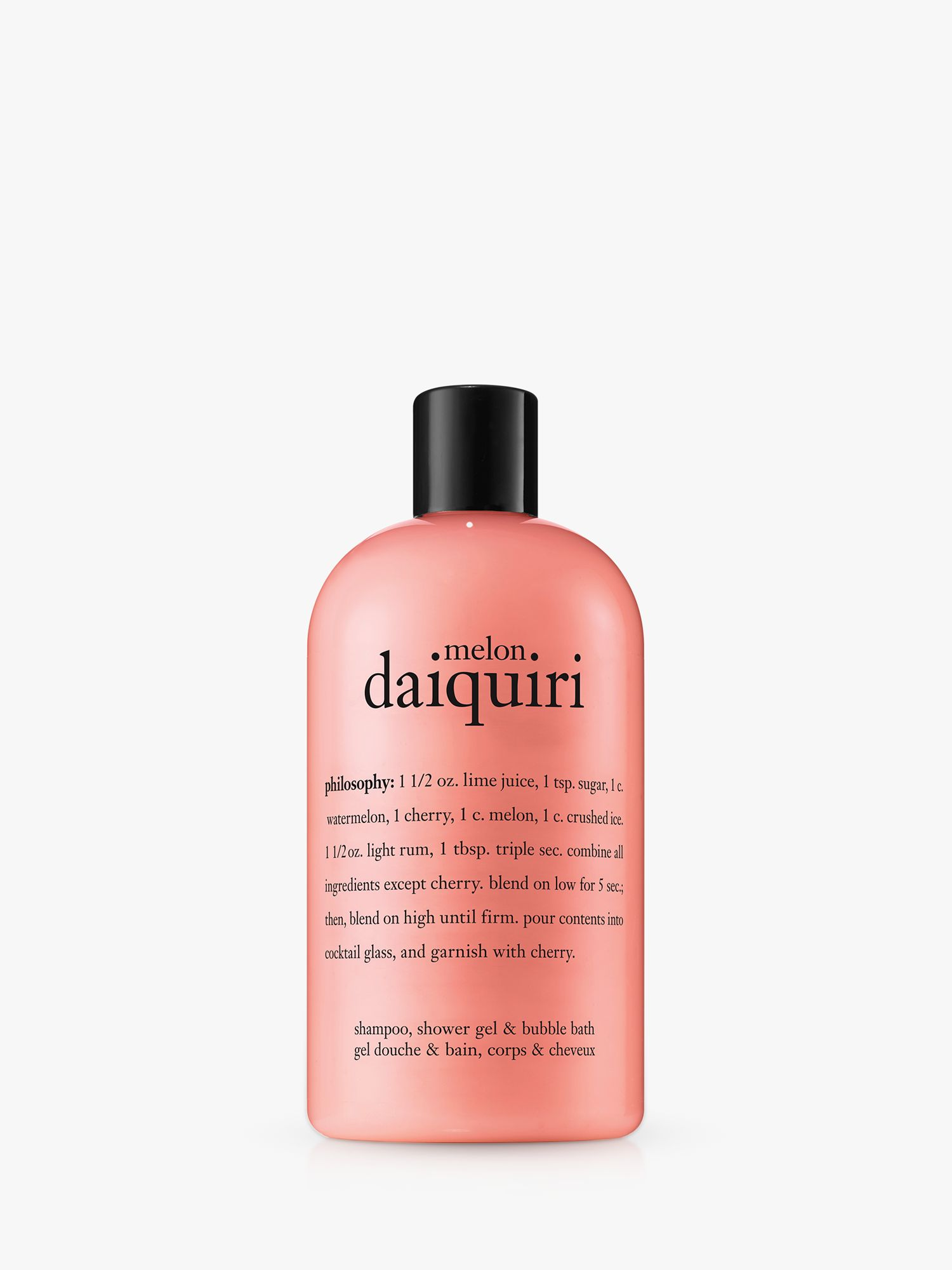 Philosophy Philosophy Melon Daquiri Shower Gel, 480ml