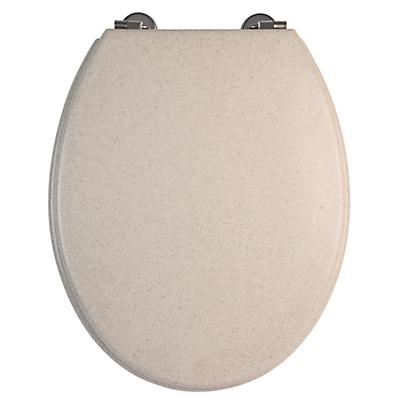 John Lewis Dune Toilet Seat