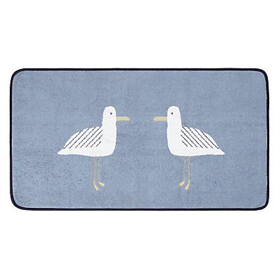 John Lewis Cheeky Gull Bath Mat