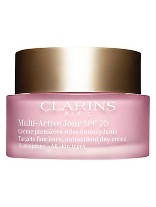 Clarins Multi-Active Day Cream SPF 20, 50ml