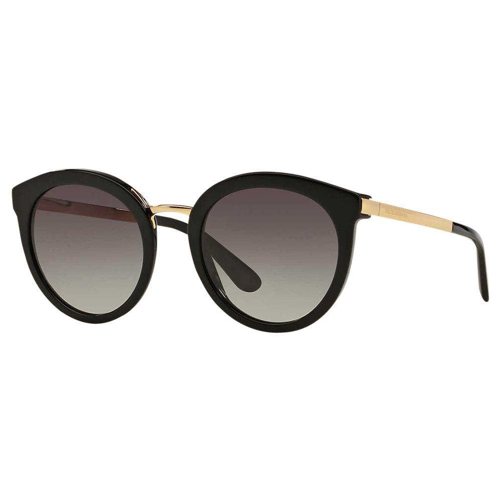 Dolce & Gabbana Dolce & Gabbana DG4268 Round Sunglasses