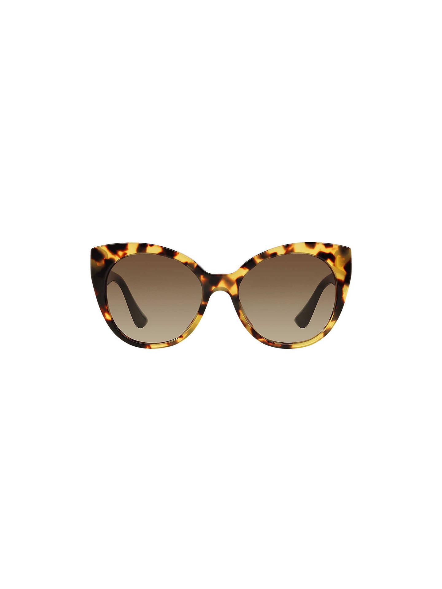 f9565fb13aa8 Miu Miu MU07RS Embellished Cat s Eye Sunglasses at John Lewis   Partners