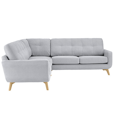 Buy john lewis barbican corner sofa dawson storm john lewis for Sofa bed uk john lewis