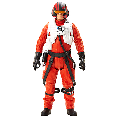 Star Wars: Episode VII The Force Awakens 18 Poe Dameron Action Figure