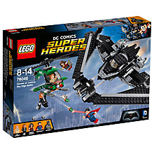 Buy LEGO Super Heroes DC Comics Sky High Battle Online at johnlewis.com