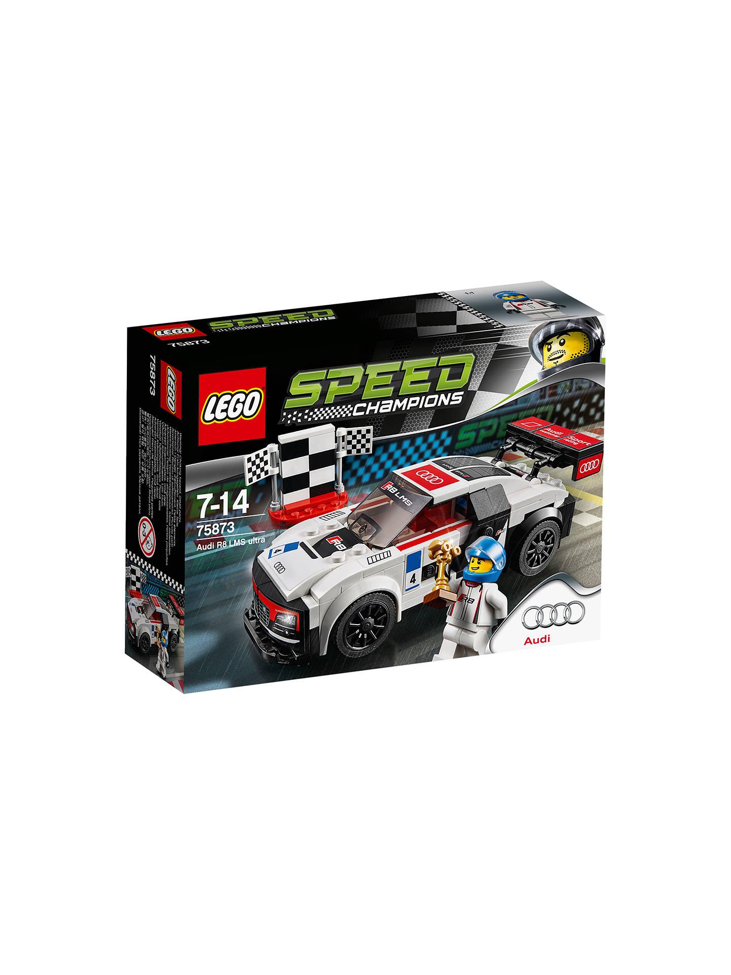 Lego Speed Champions 75873 Audi R8 Lms At John Lewis Partners